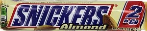 SNICKERS ALMOND KING SIZE BOX/24