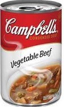 SOUP CAMPBELL VEGETBLE BEEF 10.75 Z