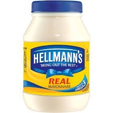 MAYONAISE HELLMANS 8 OZ