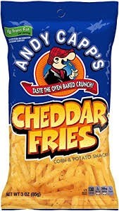 ANDY CAPPS CHEDDAR FRIES BOX/12
