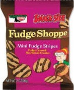 KEEBLER FUDGE STRIPE MINI BOX/8