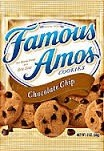 FAMOUS AMOS CHOCOLATE CHIP BOX/8