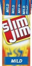 SLIM JIM GIANT SLIM MILD BOX/24