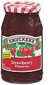 JELLY SMUCKERS STRW PRESERVES 12 OZ