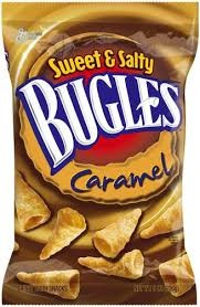 BUGLES SWT&SLTY CARAMEL BOX/6