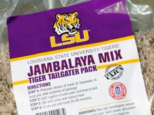 LSU JAMBALAYA MIX 12/8OZ