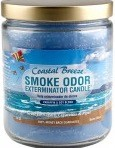 Smoke odor candlE COASTAL BREEZE