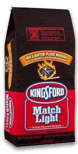 KINGSFORD MATCH LIGHT CHARCOAL 6.2