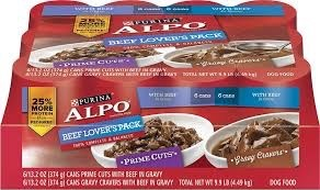 DOG FOOD ALPO BEEF 13.2 CASE
