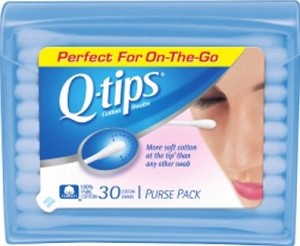 Q-TIPS COTTON SWABS 30CT