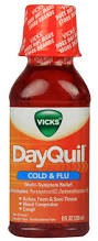 DAYQUIL LIQUID 8 OZ