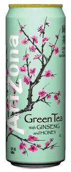 ARIZONA GREEN TEA CAN 23 OZ