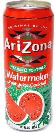 ARIZONA WATERMELON CAN 23 OZ