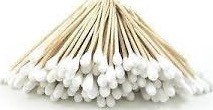 COTTON SWABS 35 CT EACH